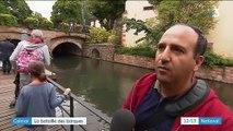 Tourisme : à Colmar, les riverains déplorent la nuisance provoquée par les barques