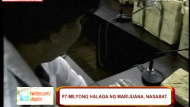 Peddlers caught with P7-M worth of dope