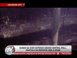 Caloocan mall fire out after 3 days