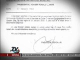 Llamas apologizes to PNoy after pirated DVD incident