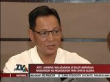 Zaldy's camp denies negotiating with Malacañang