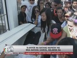 Kid killed by 'batang hamog' laid to rest
