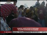 Nazarene devotees buck threats for procession