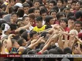 Nazarene procession lasts 22 hours