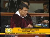 Corona impeachment trial heats up