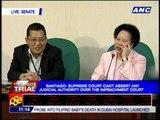 Miriam on impeach trial: I'd rather go scuba diving