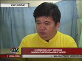 Zaldy Ampatuan turns against father, brother