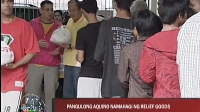 Families spend night in evacuation centers