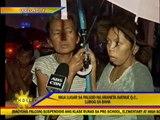 Floods submerge Araneta Ave in Quezon City