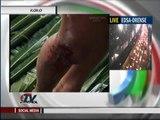 Tornado destroys houses in Iloilo