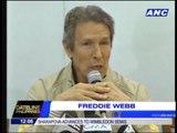 Webb camp accuses de Lima of electioneering, subversion of law