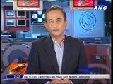 Michael Ray Aquino arrives in PH