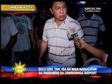 Sulu gov suspects he's target of Zambo blast