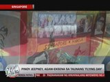 Pinoy-made jeepney tries to 'fly'