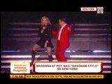 Madonna dances 'Gangnam Style' with Psy