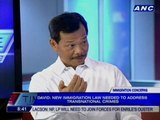 David: Pres. Aquino's criticisms a challenge for the Bureau of Immigration