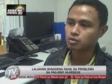 Bayan Patroller reports on chained man's rescue