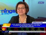 PCSO on how funds are being used now, cases filed against them