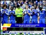 Chelsea sack di Matteo after Juventus defeat