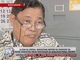 Drugs linked to NBP blast, Mindoro jail death