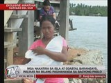 Hinatuan evacuation on; sailing banned in Butuan