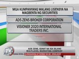 Ads Zens ready to cooperate in DTI probe