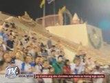 Azkals to face Singapore in AFF Suzuki Cup