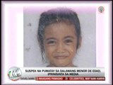 Suspect in slay of 2 minors faces raps