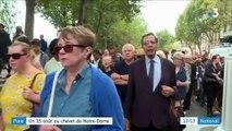 15 août : une procession de l'Assomption un peu particulière à Notre-Dame