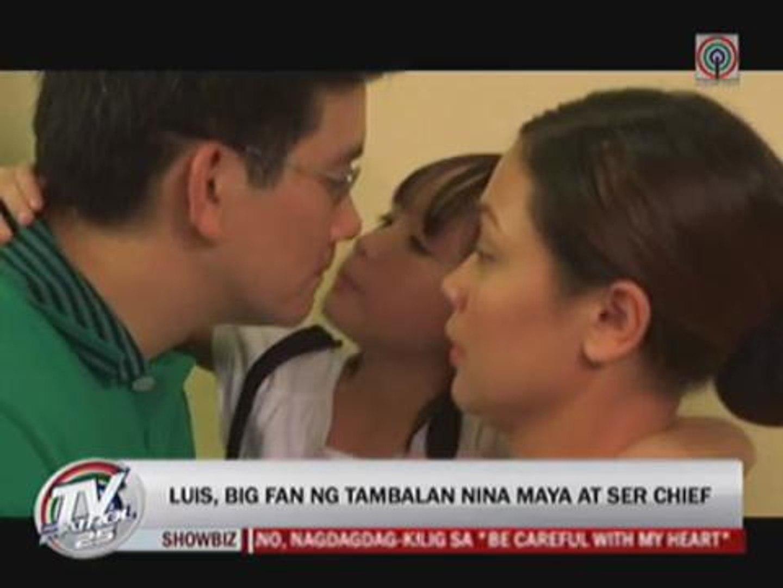 Luis courts 'Maya'; Jessica to have Valentine concert