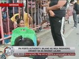 14,000 passengers crowd Batangas port