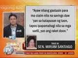 Senators can take home 'Enrile bonus': COA