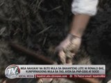 Human bones dug from Cavite gunman's backyard