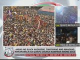 Nazarene procession likely to end earlier this year