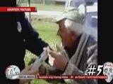 Marc Logan reports: Funny cops