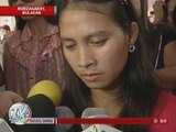Stray bullet victim Nicole laid to rest