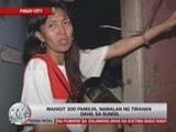 Over 300 families left homeless by Pasay fire