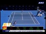 Djokovic progresses to 2nd round of Aussie Open
