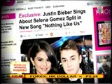 Justin Bieber's new single about breakup with Selena- report