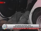 2 taxi robbers killed in QC shootout