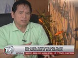 EXCL: Bro. Eddie explains why he is running for senator