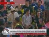 Kapamilya stars join Sinulog Festival