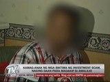 Aman victim's kin lead to Amalilio's arrest