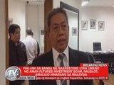 Reason for postponing Amalilio deportation still unclear: NBI