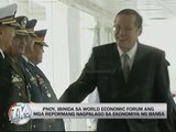 President Aquino returns to PH from Davos