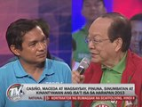 3 senatorial bets face off in 'Harapan 2013'