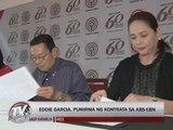 Eddie Garcia now officially a Kapamilya