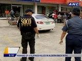 PNP: 323 gunban violators arrested