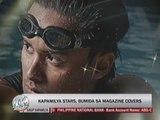 Kapamilya stars sizzle as magazine covergirls