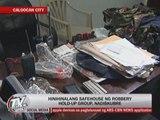 Cops seize suspected safe house of Alferez group